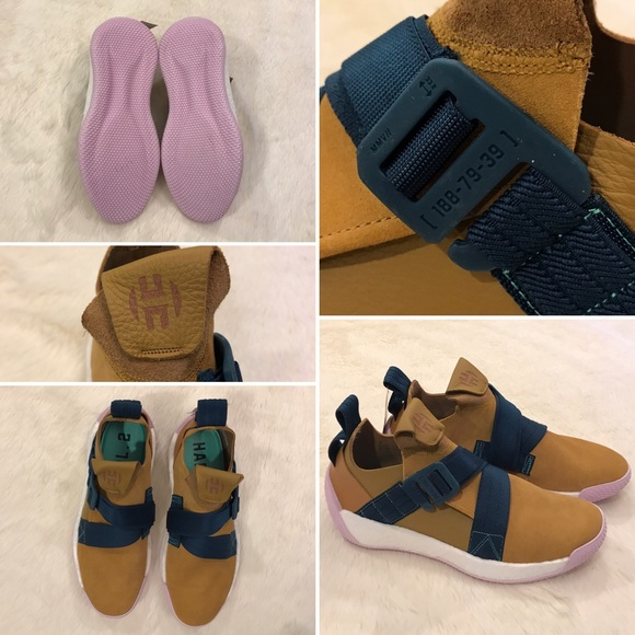 new concept b0c6b 3527d Adidas JAMES HARDEN Vol 2 LS Mesa BOOST Shoes